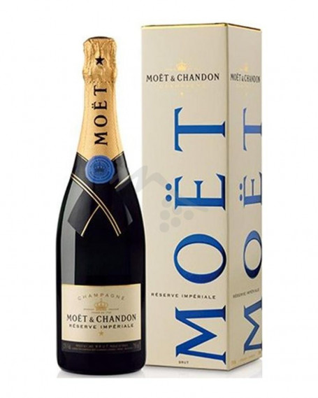 Moet & Chandon Champagne Brut Reserve Imperiale - Astuccio