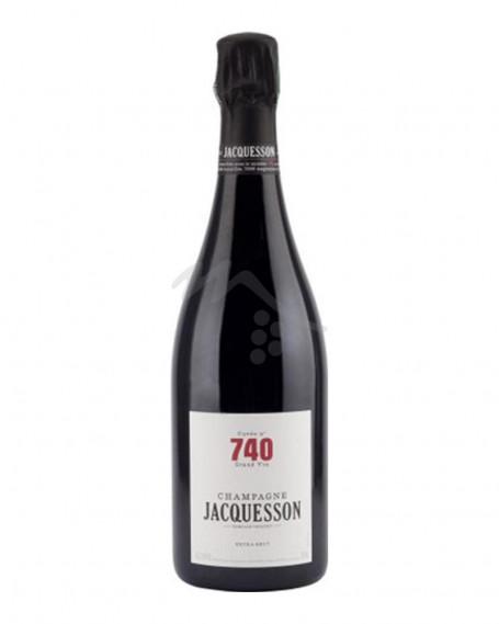 Jacquesson Cuvèe n° 740 Champagne Extra-Brut Jacquesson