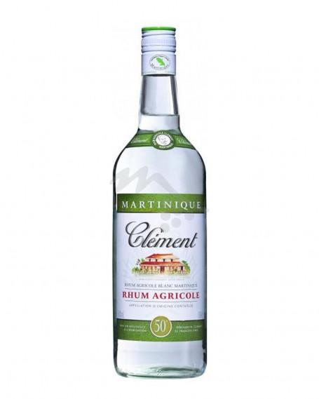 Rhum Agricole Blanc Martinique Clement