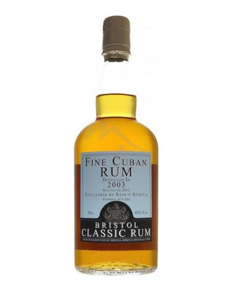 Fine Cuban Rum 2003 Bristol Classic Rum