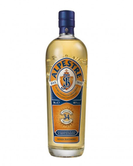 Alpestre Distillato d'erbe Senza Zucchero