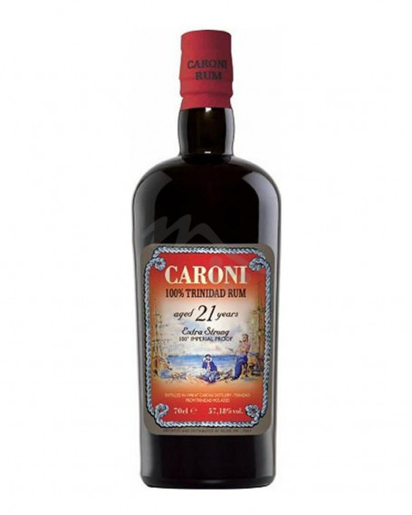 Caroni 21 Years Extra Strong