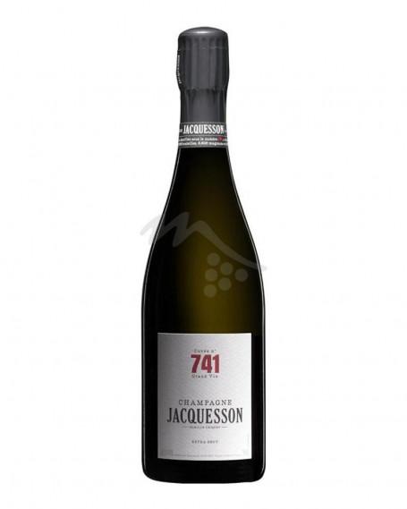 Jacquesson Cuvèe n° 741 Champagne Extra-Brut Jacquesson