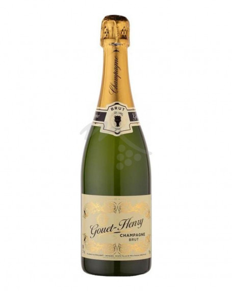 Champagne Gouet-Henry Brut - Magnum