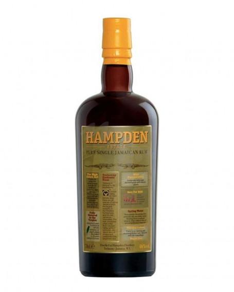 Hampden Estate Pure Single Jamaican Rum Hampden Distillery