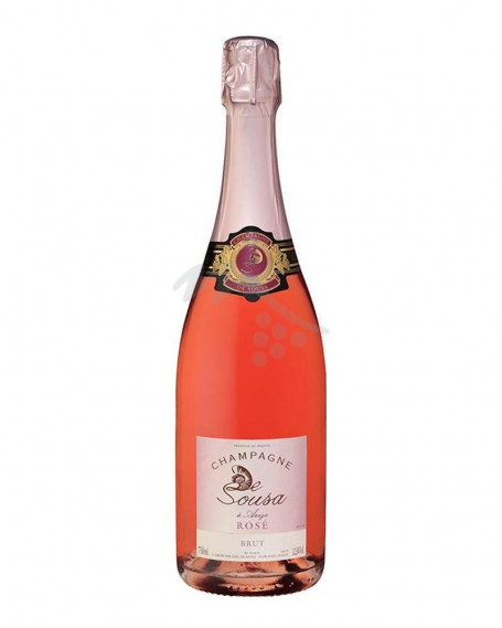 Champagne Brut Rosé De Sousa