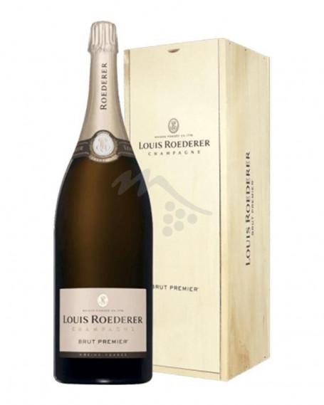 Champagne Louis Roederer Brut Premier - Jèroboam