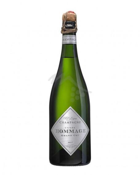 Champagne Hommage Brut Grand Cru R&L Legras