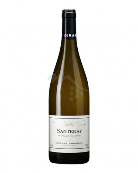 Santenay Blanc 2017 Les Vieilles Vignes Vincent Girardin