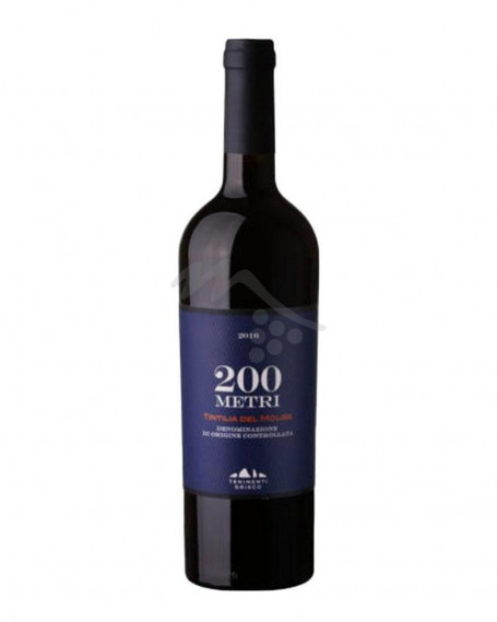 200 Metri 2019 Tintilia del Molise DOC Tenimenti Grieco