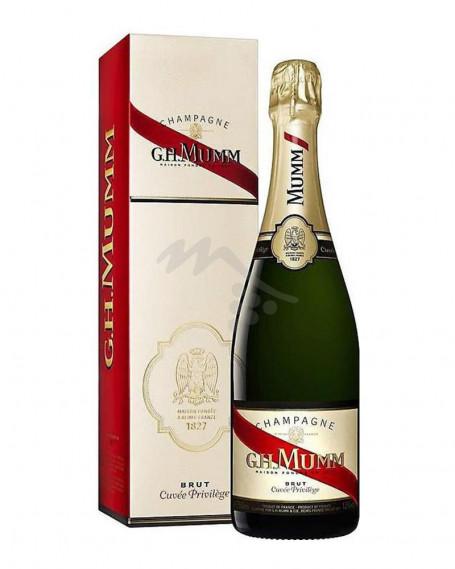 Champagne G.H.MUMM Cuvèe Brut Privilège