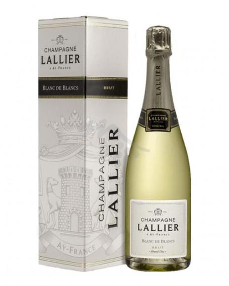Champagne Lallier Brut Blanc de Blancs Brut