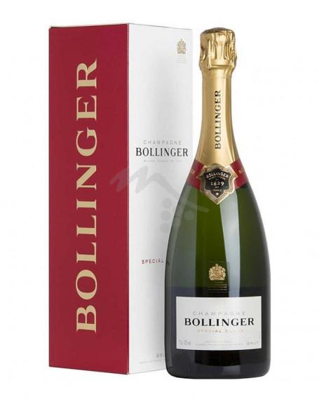 Special Cuvèe Brut Champagne Bollinger Astuccio