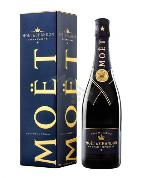 Nectar Demi Sec Impèrial Champagne Moet & Chandon Astuccio