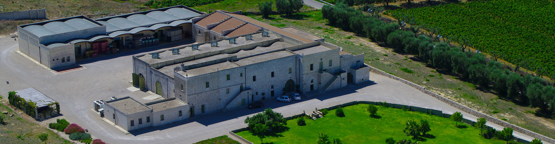 Masseria Li Veli Puglia