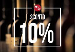 SOLO PER TE: sconto AGGIUNTIVO del 10%