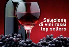 SoloPerTe una selezione di Vini Rossi più ricercati al miglior prezzo online